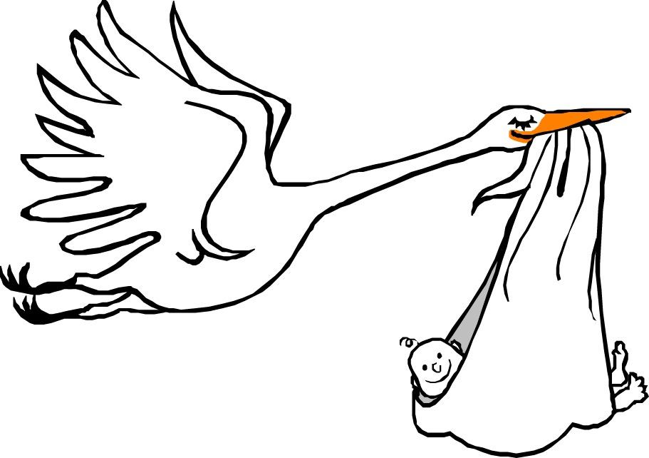 Storch Mit Baby Zum Ausdrucken Hylen Maddawards Com
